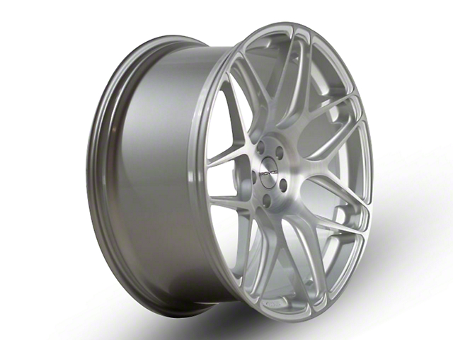 Rovos Staggered Pretoria Silver Wheel & Nitto INVO Tire Kit - 18x9/10.5 (94-04 All)