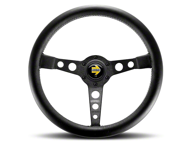 MOMO USA Prototipo Tuning Steering Wheel - Carbon (84-18 All)