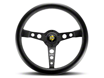 MOMO USA Prototipo Tuning Steering Wheel - Carbon (84-17 All)