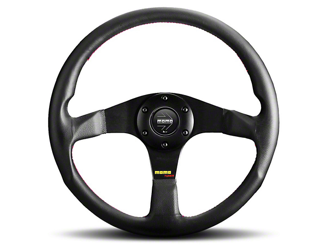 MOMO USA Tuner Steering Wheel - Leather (84-18 All)