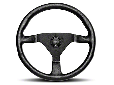 MOMO USA Monte Carlo 320 Steering Wheel - Red (84-18 All)