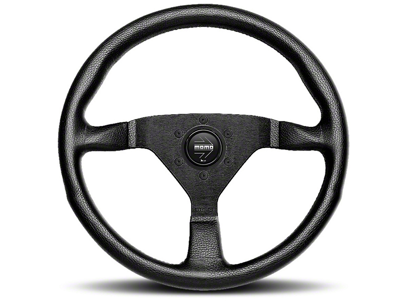 MOMO USA Monte Carlo 320 Steering Wheel - Black (84-18 All)