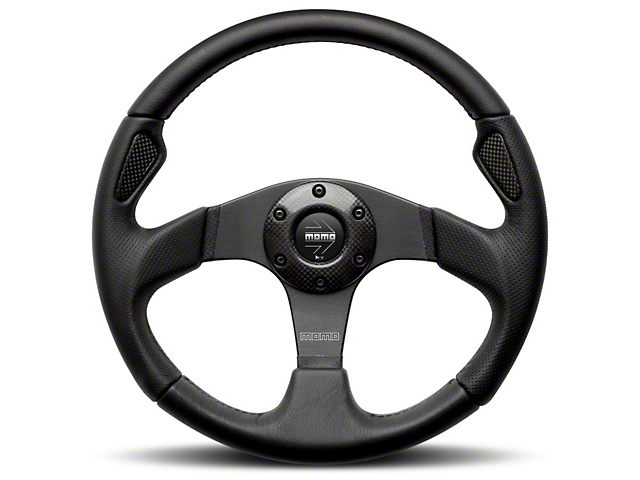 MOMO USA Jet Tuning Steering Wheel - 350mm Diameter (84-18 All)