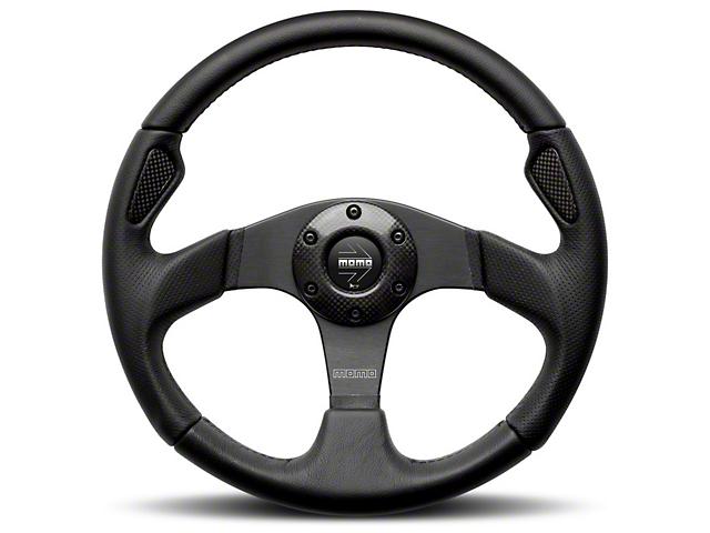 MOMO USA Jet Tuning Steering Wheel - 350mm Diameter (84-18 All)