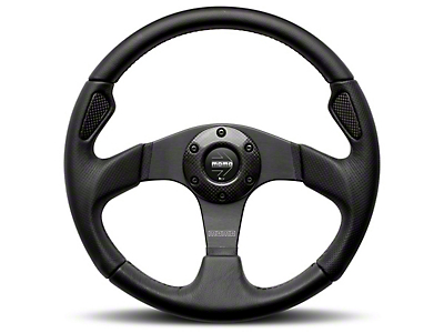 MOMO USA Jet Tuning Steering Wheel - 350mm Diameter (84-17 All)