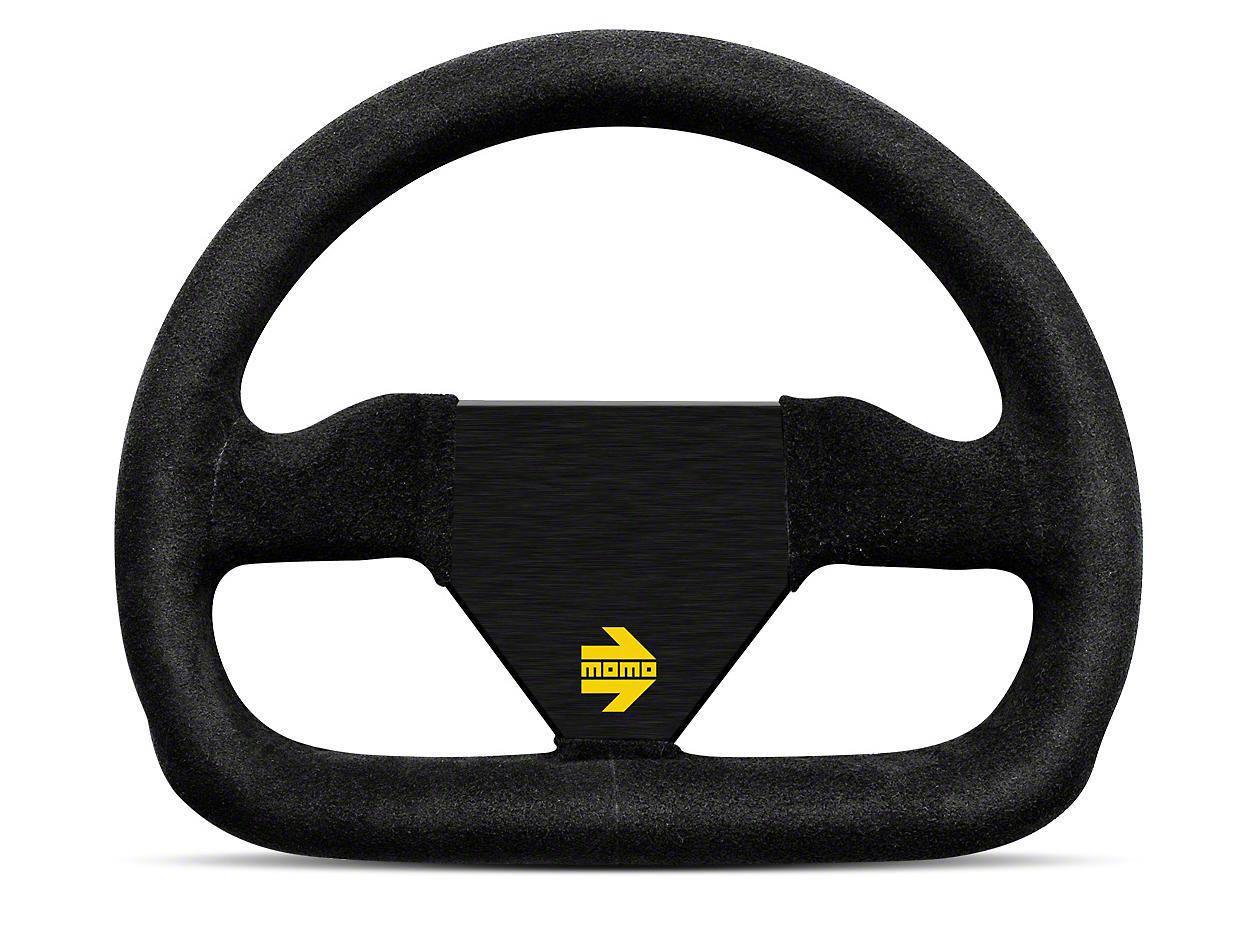 MOMO USA MOD 12 Racing Steering Wheel (84-18 All)