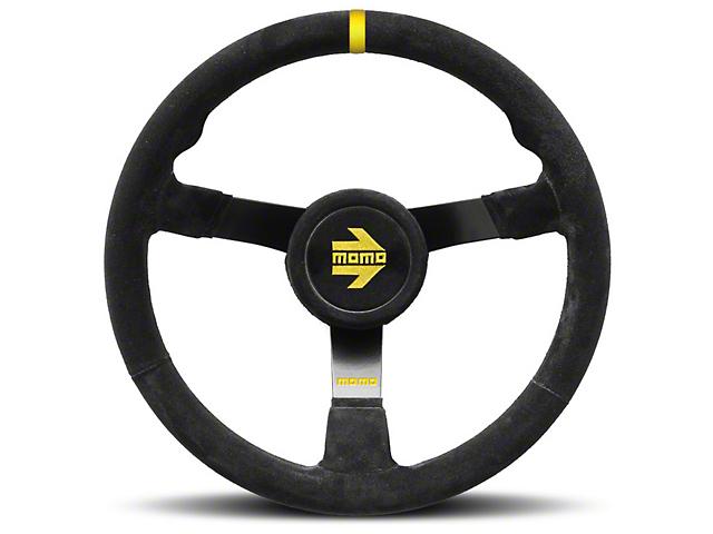 MOMO USA MOD N35 Racing Steering Wheel (84-18 All)