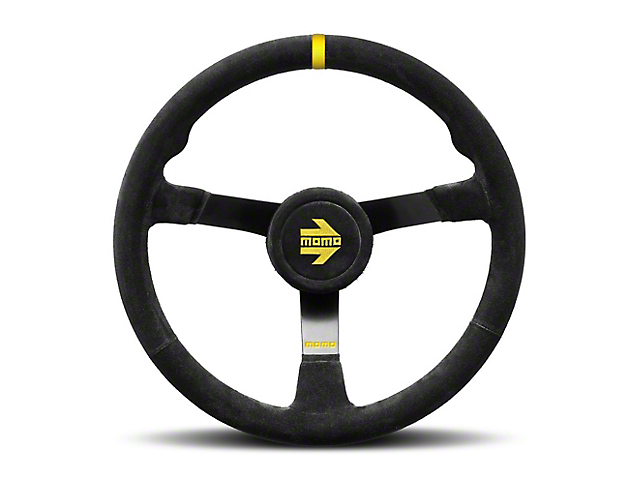 MOMO USA MOD N38 Racing Steering Wheel (84-18 All)