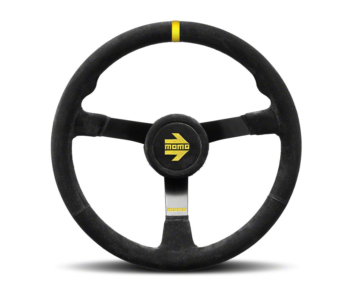 MOMO USA MOD 41 Racing Steering Wheel (84-18 All)