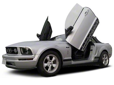 2005-2009 Mustang Body Kits | AmericanMuscle com