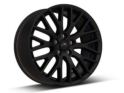 Ford Performance Performance Pack Matte Black Wheel - 19x9.5 (15-17 GT, EcoBoost, V6)