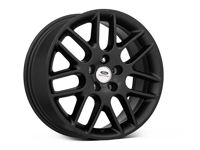 Ford Performance Mesh Spoke Matte Black Wheel - 18x8 (05-14 GT, V6)