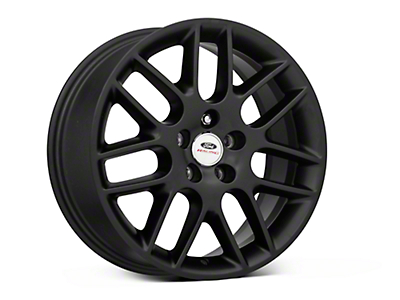 Ford Performance Mesh Spoke Matte Black Wheel - 18x8 (05-14 GT, V6)