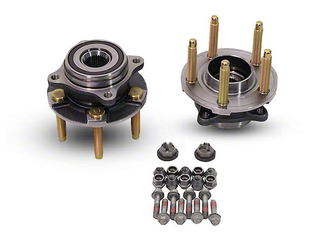 Ford Performance Rear Wheel Hub Kit w/ ARP Studs (15-18 GT, EcoBoost, V6)