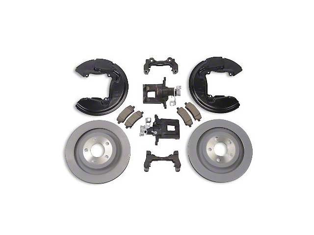 Ford Performance Rear Brake Kit (15-17 GT, EcoBoost)