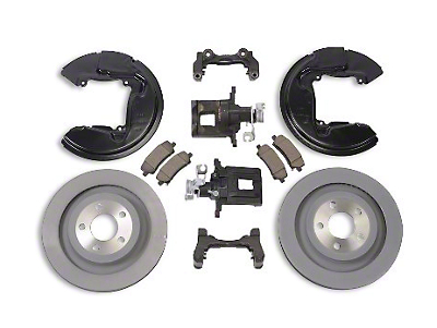 Ford Performance Rear Brake Kit (15-18 GT, EcoBoost)