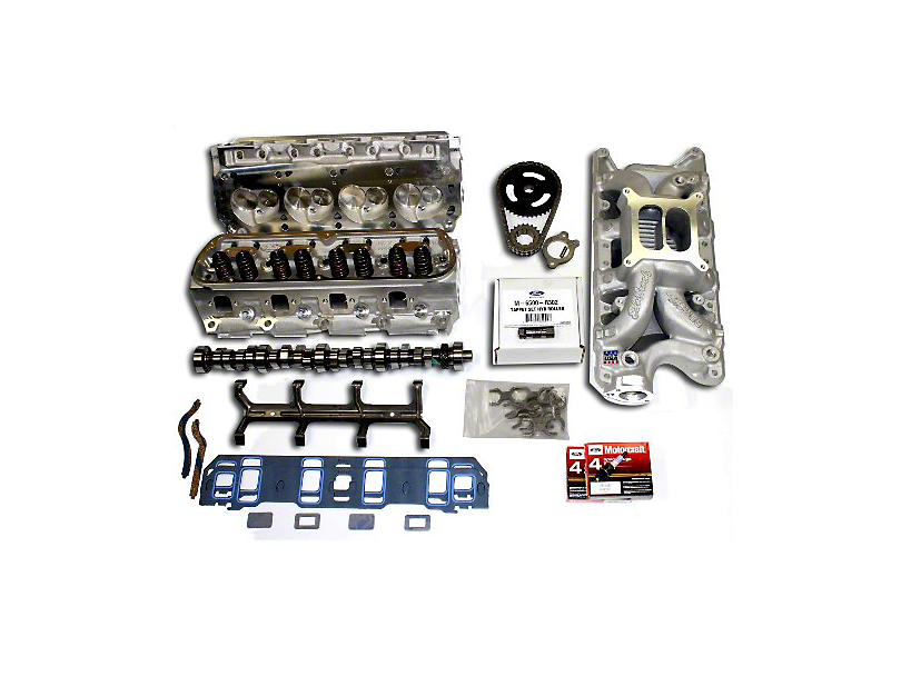 Ford Performance XBE Top End Power Pack (85-95 5.0L)