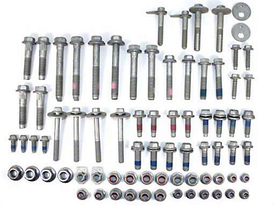 Ford Performance Handling Pack Fastener Kit (15-17 GT Fastback, EcoBoost Fastback)