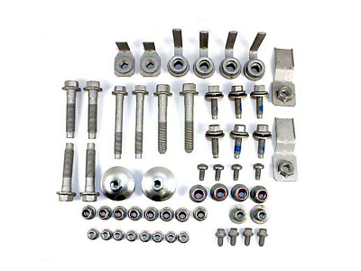 Ford Performance Handling Pack Fastener Kit (05-14 GT)