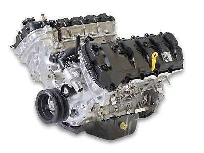 Ford Performance Boss 302 Long Block (12-13 BOSS 302)