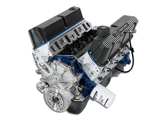 Ford Performance 302 CI 345 HP Boss Crate Engine w/ B303 Camshaft