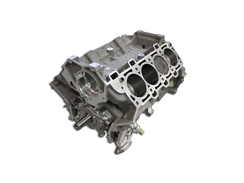 Ford Performance 5.0L Coyote Aluminator N/A Short Block - 11.0:1 Ratio