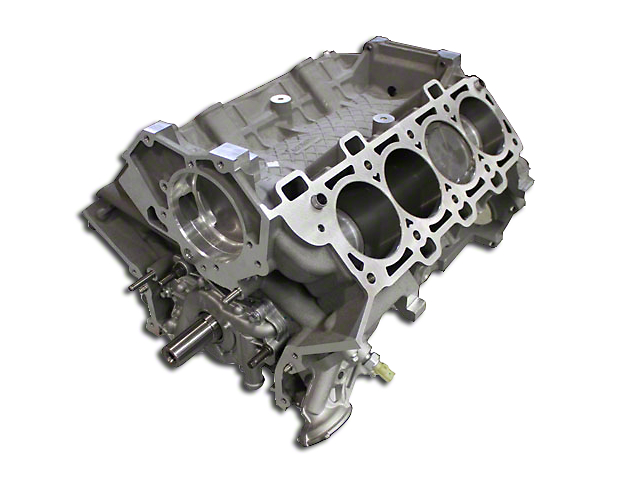 Ford Performance 5.0L Coyote Aluminator N/A Short Block; 11.0:1 Ratio
