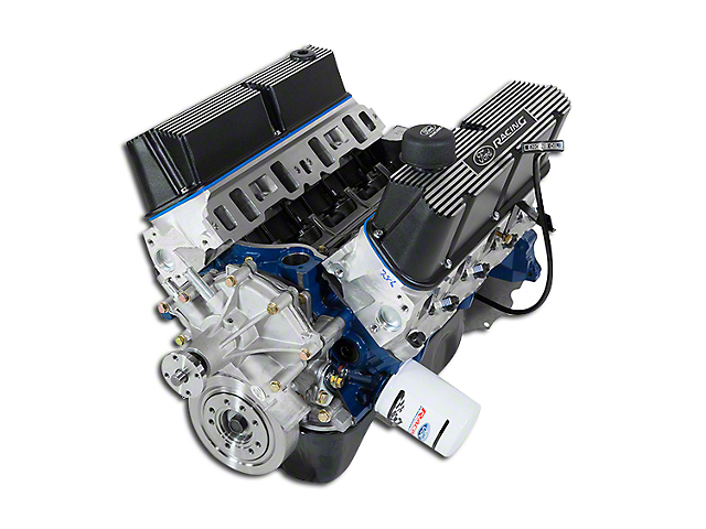 Ford Performance 302 CI 340 HP Boss Crate Engine w/ E303 Camshaft