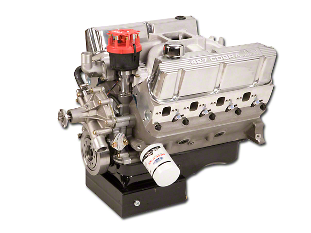 Ford Performance 427 CI 600HP Aluminum Crate Engine w/ Rear Sump Pan