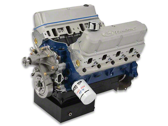 Ford Performance 460 Cubic Inch 575 HP Boss Crate Engine with Front Sump Pan