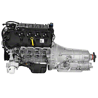 Ford Performance 5.0L Coyote Power Module Engine w/ 6R80 Automatic Transmission