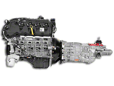 Ford Performance 5.0L Coyote Power Module Engine w/ Tremec 6-Speed Transmission (79-17 All)