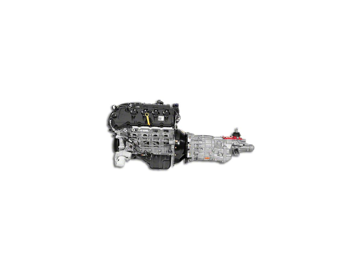 Ford Performance 5 0L Coyote Power Module Engine w/ Tremec 6-Speed  Transmission (79-20 All)