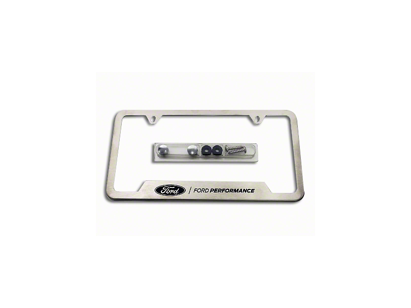 Ford Performance License Plate Frame (79-19 All)