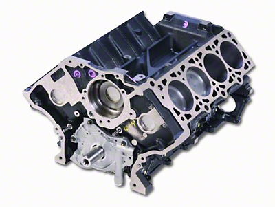 Ford Performance 5.4L 4V Forged Iron Short Block (07-10 GT500)