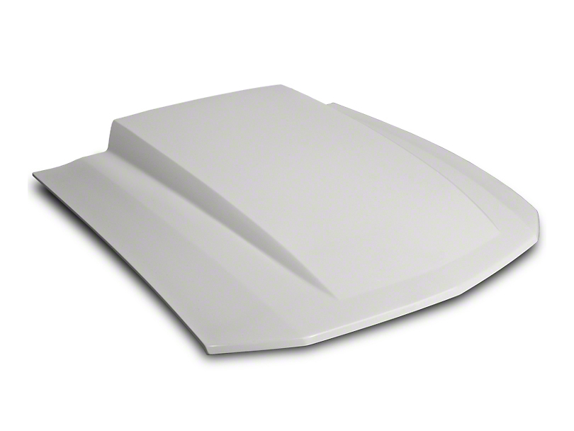 Cervini's 2.5 in. Cowl Induction Hood - Unpainted (05-09 GT, V6)