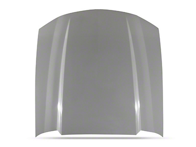 Cervini's 2.5 in. Cowl Induction Hood - Unpainted (07-09 GT500)
