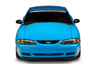 Cervini's 2000 Style Cobra R Hood - Unpainted (94-98 All)