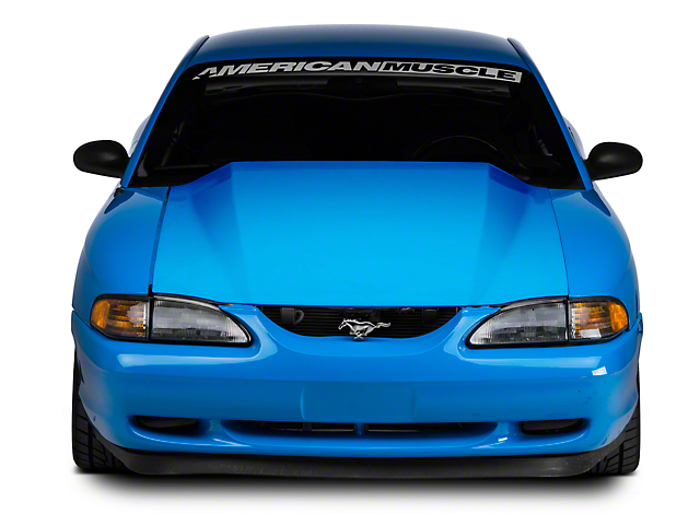 Cervini's 3.5 in. Cowl Hood - Unpainted (94-98 All)