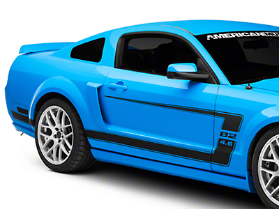 Cervini's B2 Side Stripe (05-09 GT)