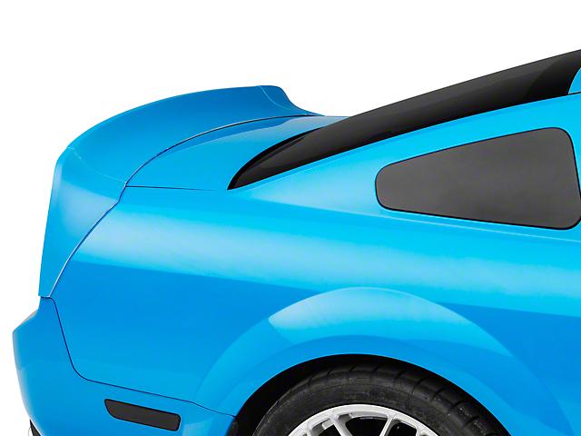 Cervini's C-Series Ducktail Rear Spoiler - Unpainted (05-09 All)