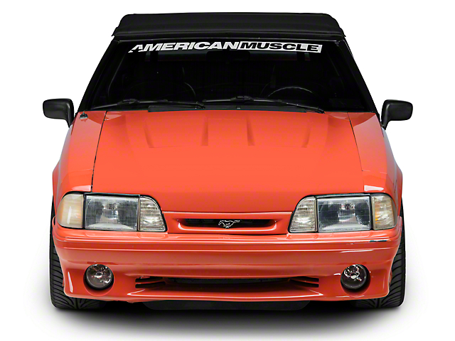 Cervini's Heat Extractor Hood - Unpainted (87-93 All)