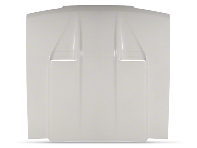 Cervini's Ram Air Hood - Unpainted (83-86 All)