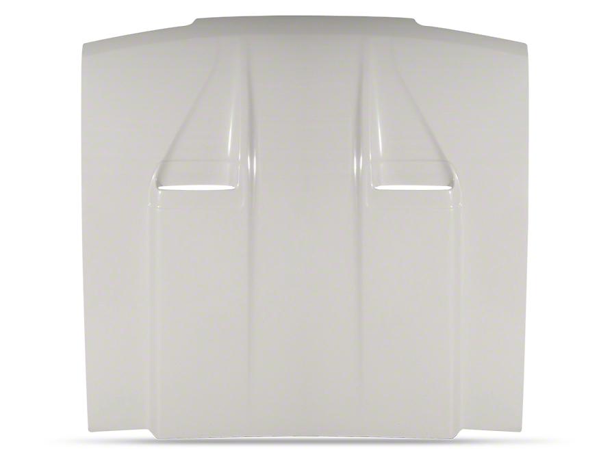 Cervini's Ram Air Hood - Unpainted (83-86 All)