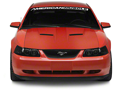 Cervini's Ram Air Hood - Unpainted (99-04 All)