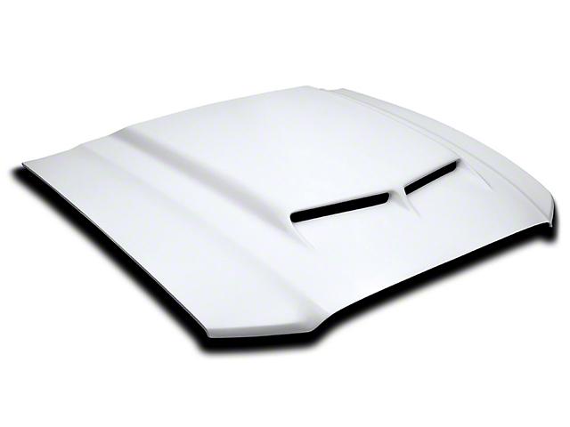 Cervini's Ram Air Hood - Unpainted (13-14 GT, V6)