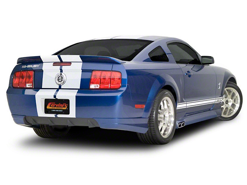Cervini's Side Exit Exhaust (07-09 GT500)
