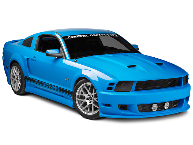 Cervini's Stalker Body Kit - Unpainted (05-09 GT, V6)
