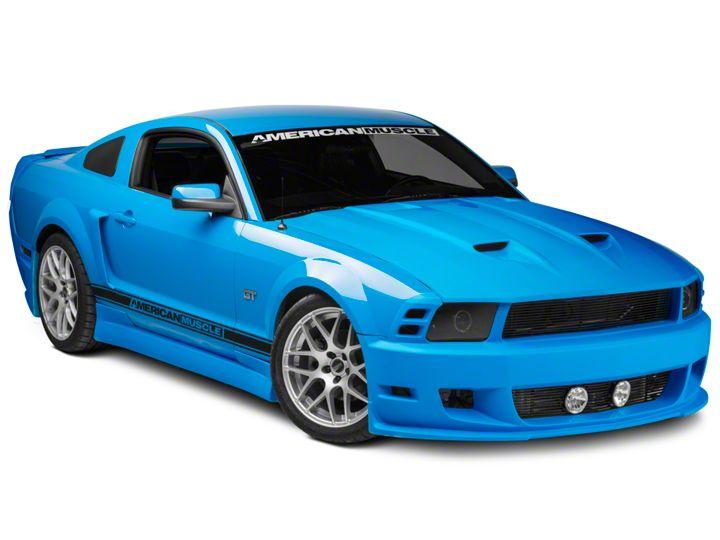 How to Install Cervini's Stalker Body Kit - Unpainted (05-09 GT, V6) on