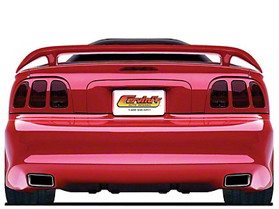 Cervini's Stalker Rear Bumper - Unpainted (94-98 All)
